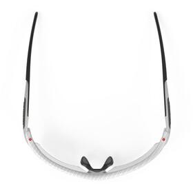 Rudy Project Rydon Okulary rowerowe biały/czarny